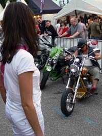 Mini-Harley