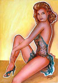 Erwin Ross - Pin Up